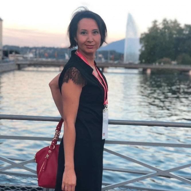 Ильсия Мулабаева
